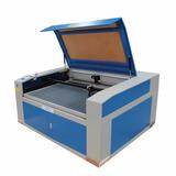 Cortadora Cnc Laser 130x90 Tubo Reci 100w Sistema Rotatorio