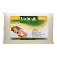 Almohada Cannon Inteligente Viscoelástica Cervical O Clásica
