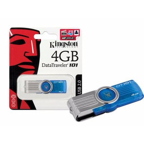 Pendrive 4gb Kingston Tienda Mayor Detal