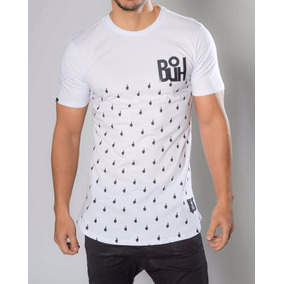 Camiseta Buh Symbols White 100% Original