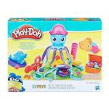Pulpo Play-doh