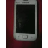 Vendo Celula Samsung Ace Duos.ta Com A Tela Trincada