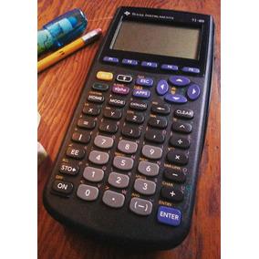 Calculadora Gráfica Texas Instrument Ti-89
