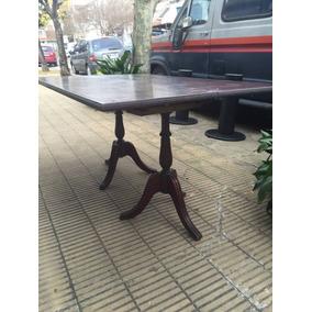 Mesa Plegable Para Comedor Chico - Antigüedades en Mercado Libre ...