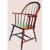 Móvel Madeira Maciça - Cadeira Aproximação Windsor Ref. 105