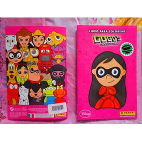 Gogos Disney Panini Libros Para Colorear Rositas