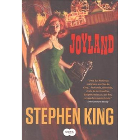 Joyland, Stephen, King 2015
