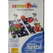Juego Cerebronia Conexión Mental Memoria Bontus July Toys
