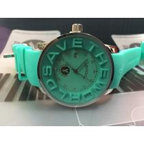 Reloj Save The World