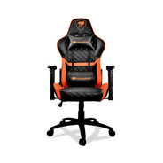 Silla Gamer Cougar Armor One Color Negro/naranja, 180°