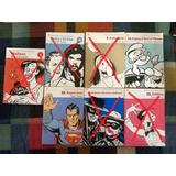 Biblioteca Clarín De La Historieta Superman Olaf Popeye