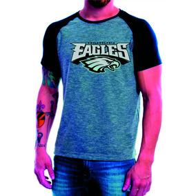 Camisa Philadelphia Eagles - Camisetas e Blusas no Mercado Livre Brasil cd449aa35db