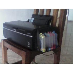 Impresora Epson T 50 Con Sistema De Sublimacion