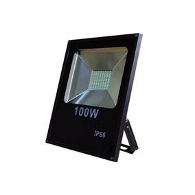 Reflector Led 100 Watts Smd Led Slim Foco Lampara 100w Frio