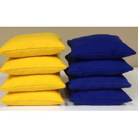 8 Tamaño Oficial Aca Reglamento Cornhole Baggo Bean Bags Se