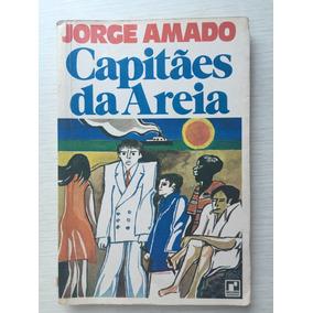 Livro Capitães Da Areia - Jorge Amado