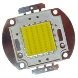 Led Luxeon 50w Alta Potencia Blanco Repuesto Para Reflector
