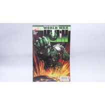 Comic World War Hulk # 1 En Español Editorial Televisa 2007
