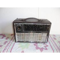 Antiga Radio General Electric Só A Caixa