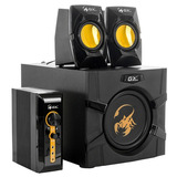 Parlantes Genius Gx Sw-g2.1 3000 Subwoofer 70w Pc Tv Dvd Mic
