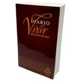 Biblia De Estudio Diario Vivir (versión Reina Valera 1960)