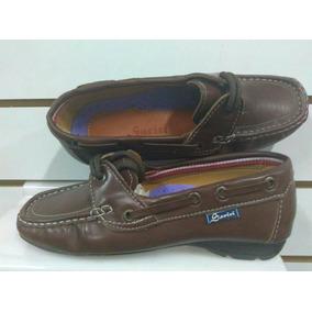 Zapatos Mocasines De Dama