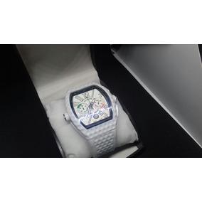 e943a3a5bab Relogio Franck Muller Geneve Replicatodo Preto - Relógios De Pulso ...