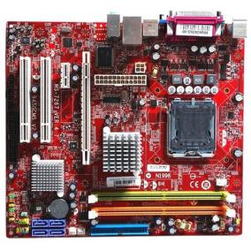 Kit Placa Mae + Processador Core 2 Duo Memória De 2gb Cooler