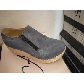 Zapato Colombiano Color Jeans