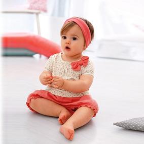 Vestidos Para Bebé Niña - Conjuntos Pantalón Blusa Rosada