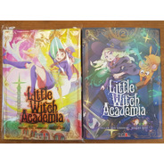 Little Witch Academia -tomo 1 Al 3- Manga - Ivrea Completa