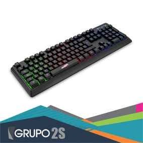 Teclado Gamer Sentey Rain Glow Model Gs-5740 - Envio Gratis