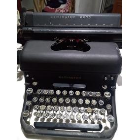 Maquina De Escrever Remington Rand Antiga / 1941