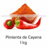 Pimienta Cayena Chile Cayene Especia 1kg Envio Gratis