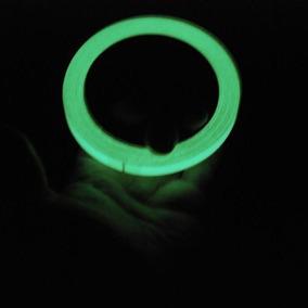 Fita Adesiva Fotoluminescente - 10 M X 2 Cm Fosforescente