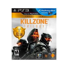 Killzone Trilogy Ps3 Mídia Física Lacrado