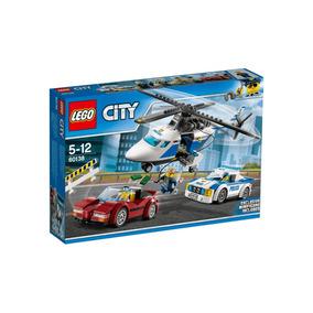 Lego City 60138, Novo, Pronta Entrega