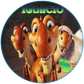 Kit Imprimible Dinosaurios Era Del Hielo Cumple Infantil