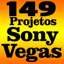 Projetos Sony Vegas Simplexity - Coleção Completa Em D V D