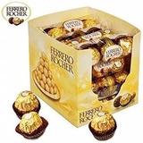 Ferrero Rocher C/48 - Ferrero!!!o Mais Barato Atacado.2 Cxs,