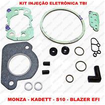 Kit Reparo Injeção Eletronica Tbi Monza/kadett Efi