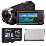 Videocamara Sony Handycam Hdr-cx405 Nueva En Caja Sellada