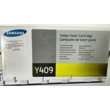 Toner Amarillo Marca Samsung Codigo Clt Y409 S