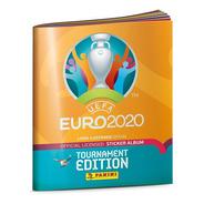 Livro Ilustrado Album Uefa Eurocopa 2020 Novo Pronta Entrega