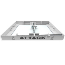 Bumper Vrv Attack 206 Branco