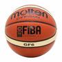 Balón Molten Gf 6 Femenil O Juvenil. Basketball Profesional
