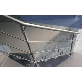 Diseño Barandal Acero Inoxidable Instalación Y Fabricación