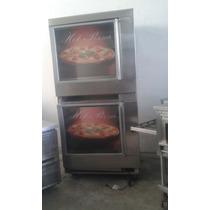 Horno Caliente, Exhibidor De Pizzas Para Pizza En Caja