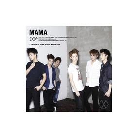 Exo M Mama Mini Album Importado Cd Novo