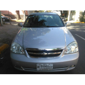 Chevrolet Optra F 4p Aut A/a Ee Piel 2009